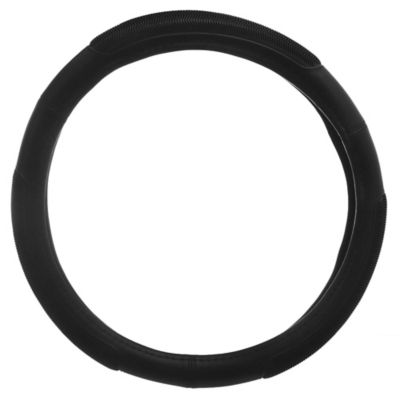 Cubre volante negro