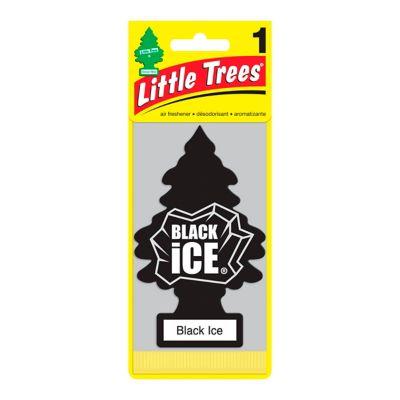 Aromatizante en forma pino de Black ice