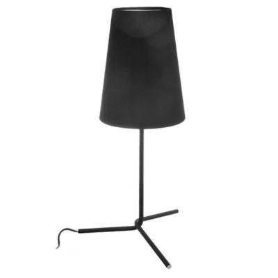 Lámpara de mesa Broba negro de 60 w