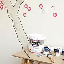 Pinturas para frentes y muros