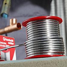 Electrodos y alambres para soldar
