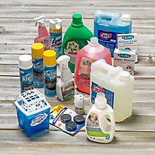 Detergentes y limpiadores