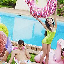 Juegos e inflables para piscinas