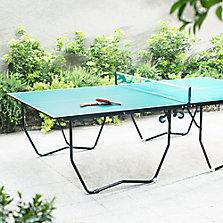 Mesa de ping pong y accesorios