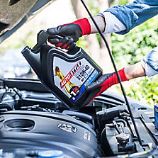Aceites y lubricantes para motor