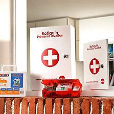 Botiquines y primeros auxilios