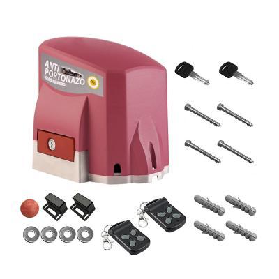 Kit para portón eléctrico hasta 600 kg