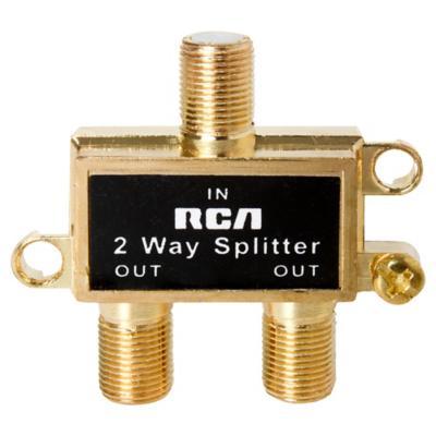 Splitter 2 salidas coaxiales VH47N