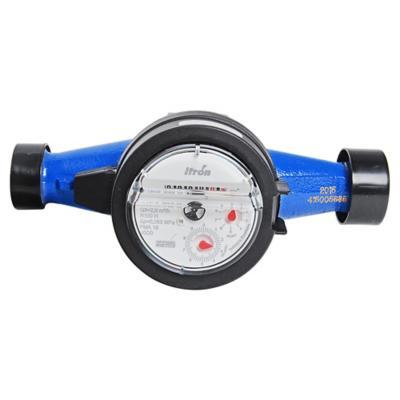 "Medidor de agua con unión 3/4"""