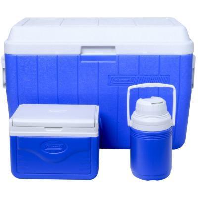 Combo Cooler 3 Piezas 51 litros + 4,7 litros + jarro
