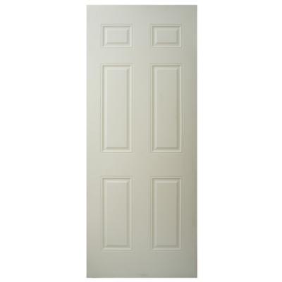 Puerta de Acero 6 paneles 75 x 200 cm