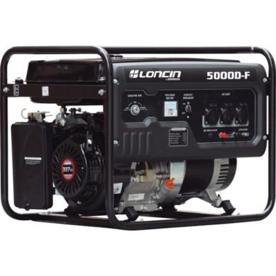 Generador eléctrico a gasolina 4500 W