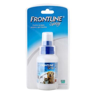 Antiparasitaria todo tipo de Pelaje Frontline 100 ml spray