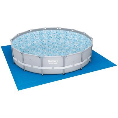 Piso de piscina 488x488 cm