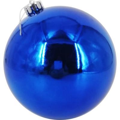Esfera 15 cm azul x1