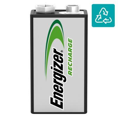 Batería recargable 9V