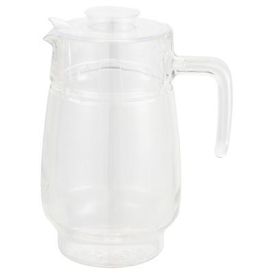 Jarro vidrio 1.6 litros con tapa Tivoli