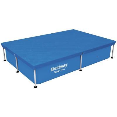 Cobertor para piscina rectangular 221x150 cm