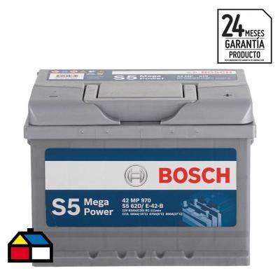 Batería para auto 62 A positivo derecho 560 CCA