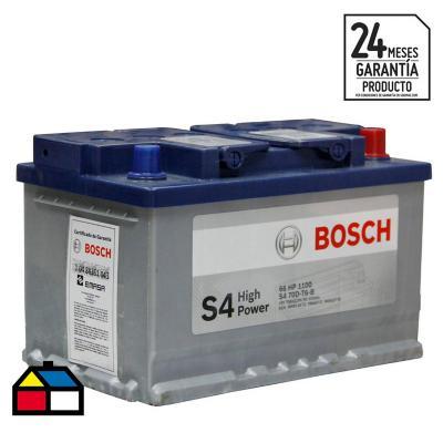 Batería para auto 70 A positivo derecho 660 CCA