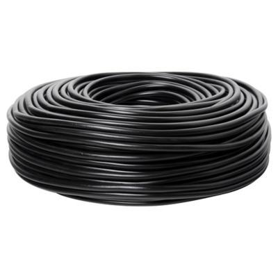 Cordón 3x1,50 mm 100 m Negro