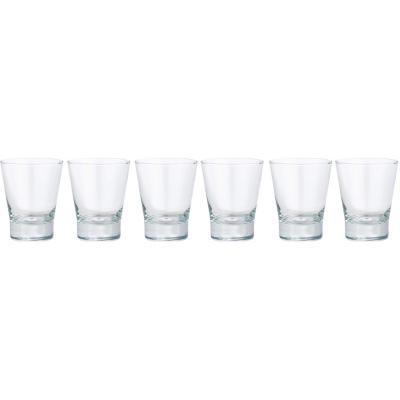 Set Vasos de Vidrio 6 Unidades