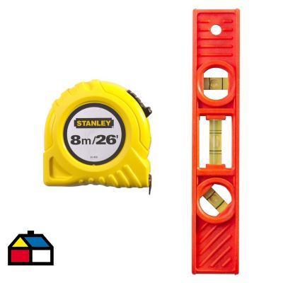 Set de herramientas para medir 2 piezas