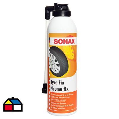 Reparador de neumáticos 400 ml
