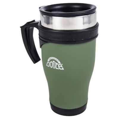 Mug acero inoxidable 420 ml. Omni 9526