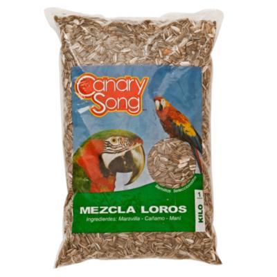 Alimento para loro 1 kg