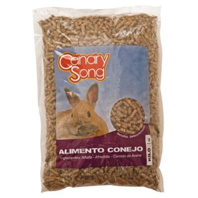 Alimento para conejo 2 kg