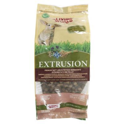 Alimento extruido para conejos 600 gr