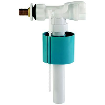 """Válvula lateral para estanque PVC 3/8"""" HE"""