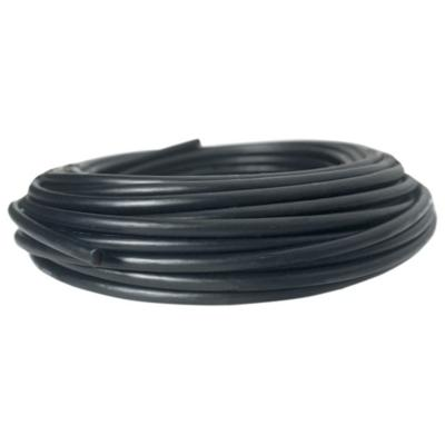 Cable coaxial RG 6 20 m Negro