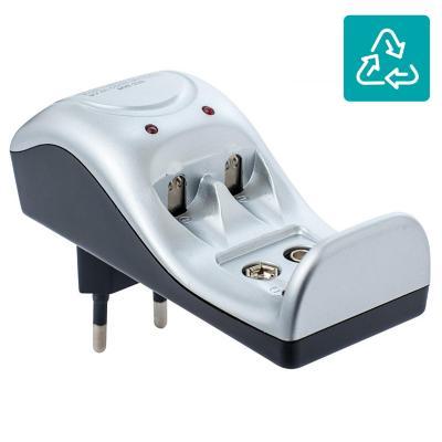 Pack de cargador 2 pilas AAA/AA + 2 pilas AAA recargables