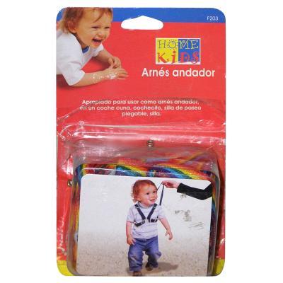 Arnés sujeta niños plástico Blanco