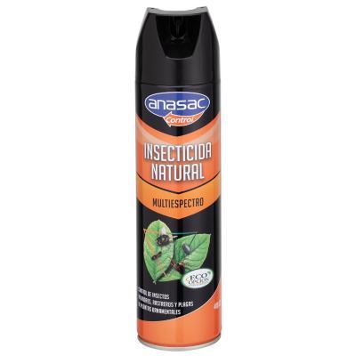 Insecticida Natural de amplio espectro 440 cc aerosol