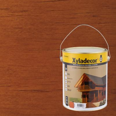 Preservante de madera mate 1 gl castaño