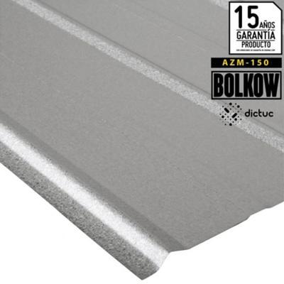 0.30 x 895 x 3500 mm Plancha 5V zinc
