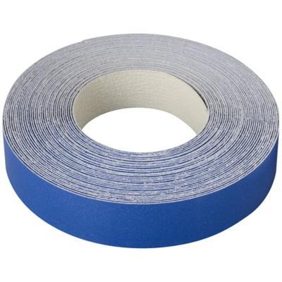 Tapacanto melamina Azul Soft encolado 21x0,5 mm 10 m