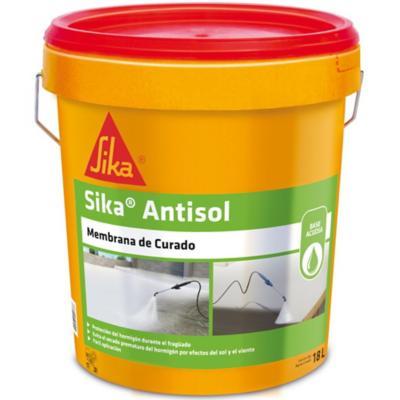 Tineta 18 litros Membrana de Curado Antisol