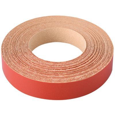 Tapacanto melamina Rojo encolado 21x0,5 mm 10 m