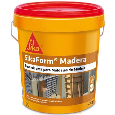 Tineta 16 litros Desmoldante SikaForm Madera