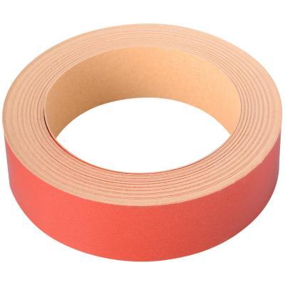 Tapacanto melamina  Rojo 21x0,3 mm 10 m