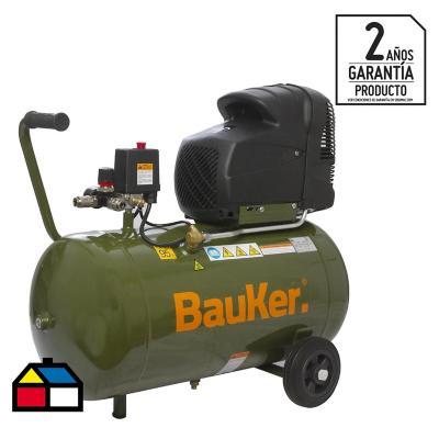 Compresor de aire portátil 2 HP 50 litros
