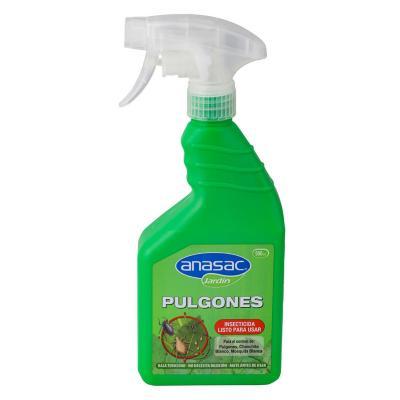 Insecticida para pulgones LPU 500 cc