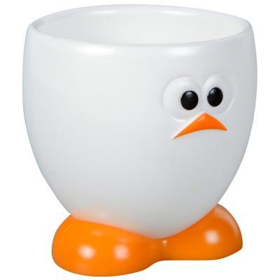 Pocillo para huevo a la copa blanco