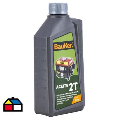 Aceite para generador 2 tiempos 1 litro