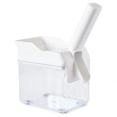 Descorazonador para ciruela con depósito 41x21x34 cm Blanco