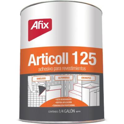 Articoll 125 1/4 gl